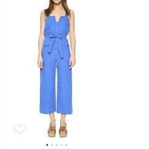0c90d881963 Rachel Comey Pants - Rachel Comey Bend Jumpsuit sz 6 in blue